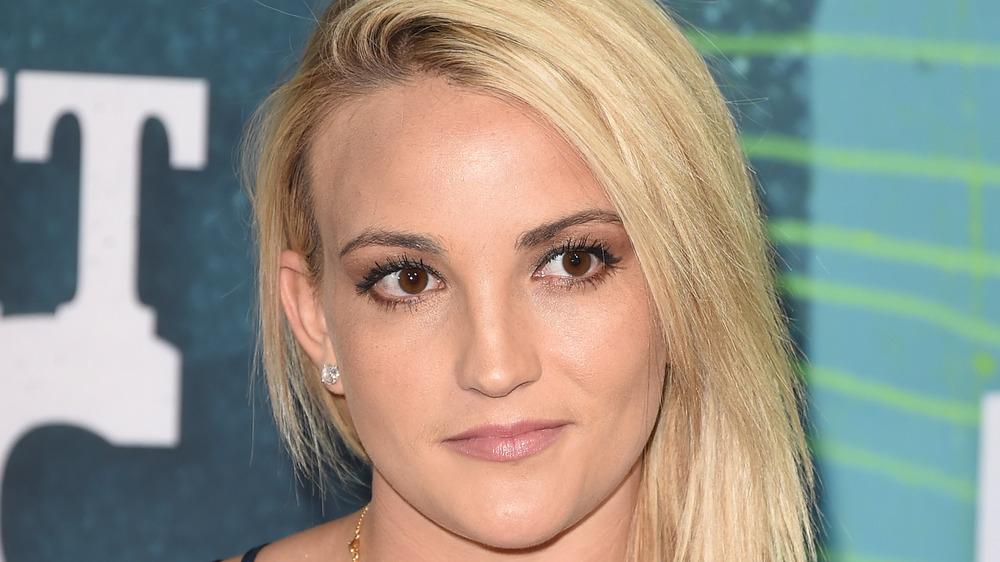 Jamie Lynn Spears assiste aux CMT Music Awards