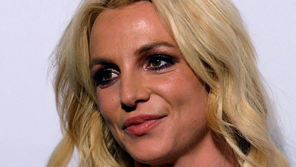 Britney Spears sur le tapis rouge