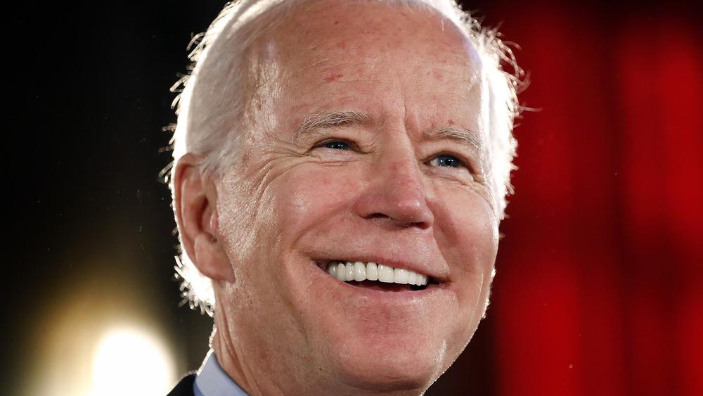 Joe Biden lors d'un événement