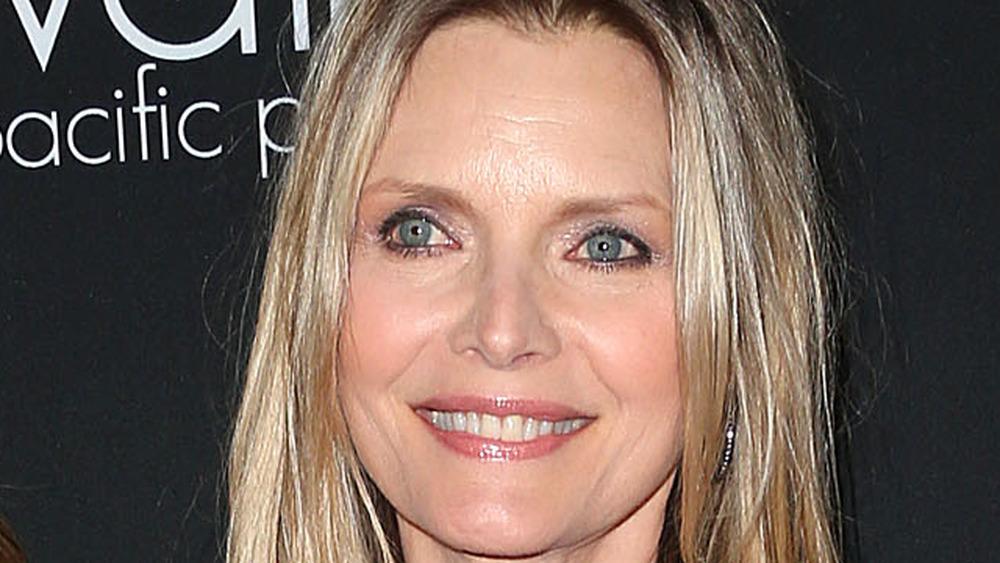 Dedee et Michelle Pfeiffer, tapis rouge