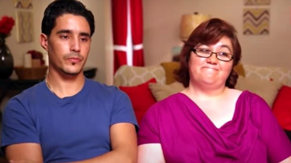Danielle et Mohamed sur 90 jours de fiancé