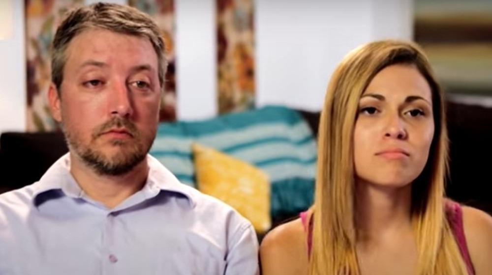 Jason et Cassia du fiancé de 90 jours