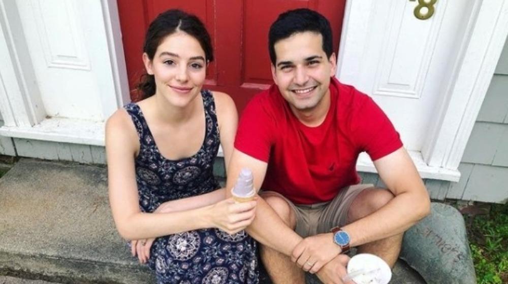 Evelyn et David du fiancé de 90 jours