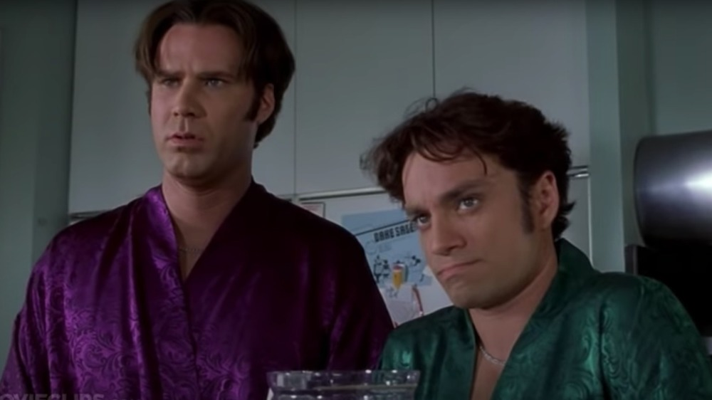 Will Ferrell et Chris Kattan dans une scène de A Night at the Roxbury