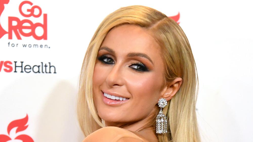 Paris Hilton lors d'un événement
