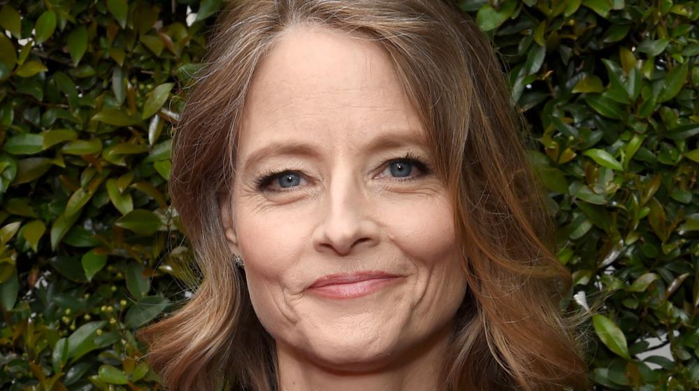 Jodie Foster souriant