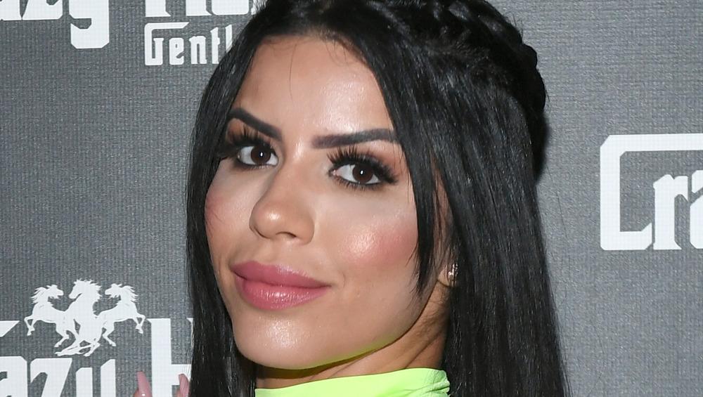 Larissa Lima lors d'un événement
