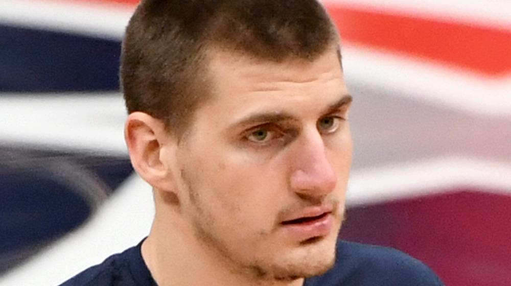 Nikola Jokic des Denver Nuggets