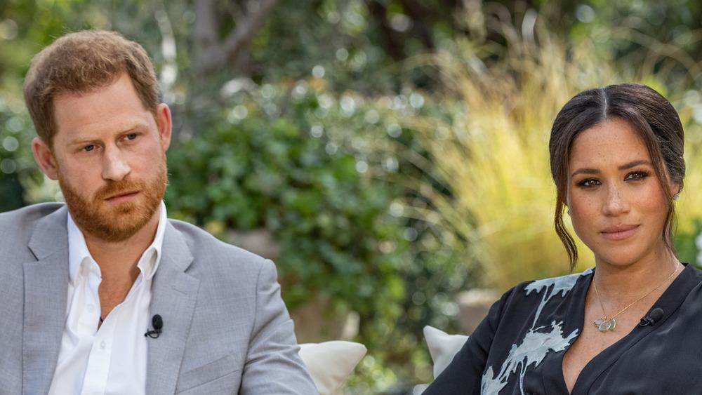 Meghan Markle et le prince Harry dans une interview à Oprah