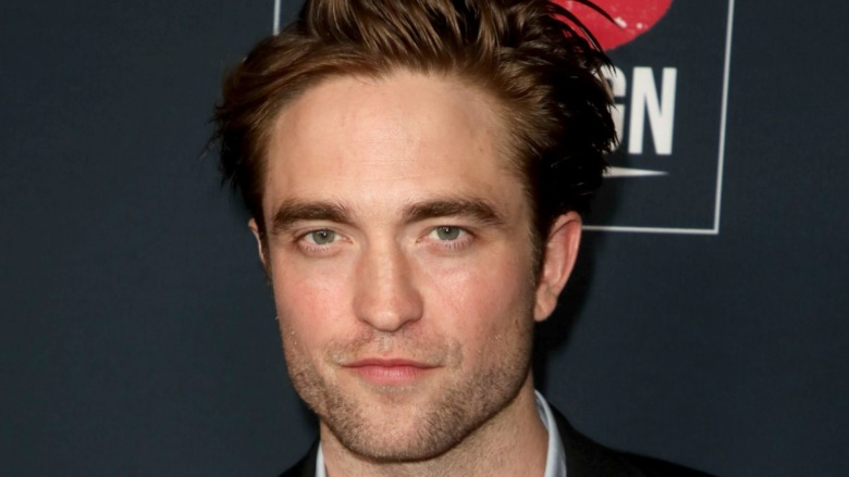 Rob Pattinson brûlant