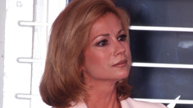 Kathie Lee Gifford sérieux