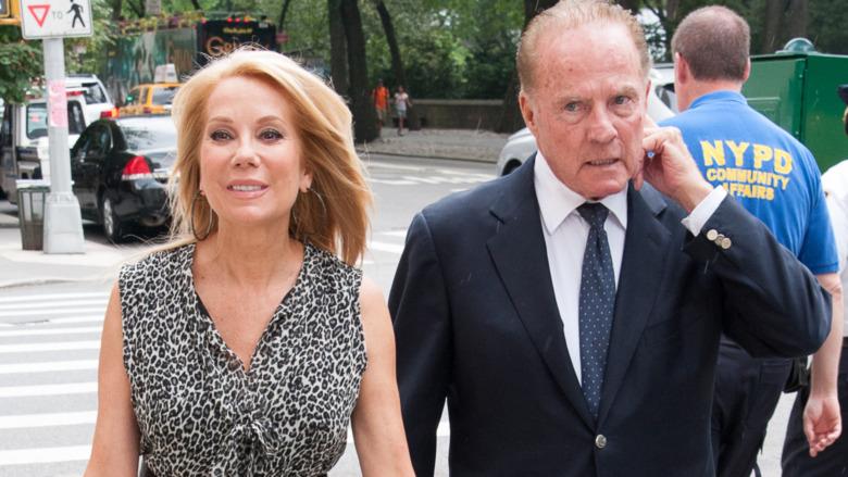 Frank Gifford et Kathie Lee Gifford se séparent
