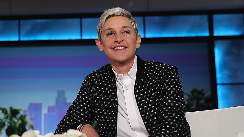Ellen DeGeneres sur The Ellen DeGeneres Show