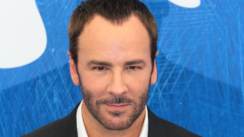 Tom Ford souriant