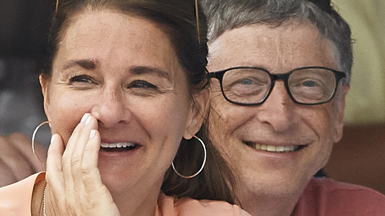 Bill et Melinda Gates lors d'un événement