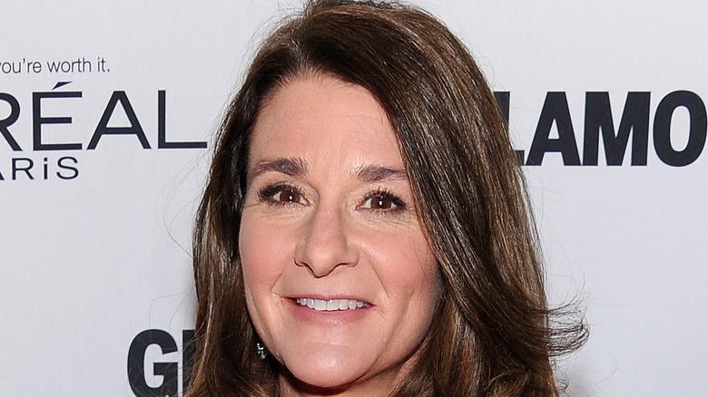 Melinda Gates Glamour's assiste à la 23e cérémonie annuelle de remise des prix des femmes de l'année