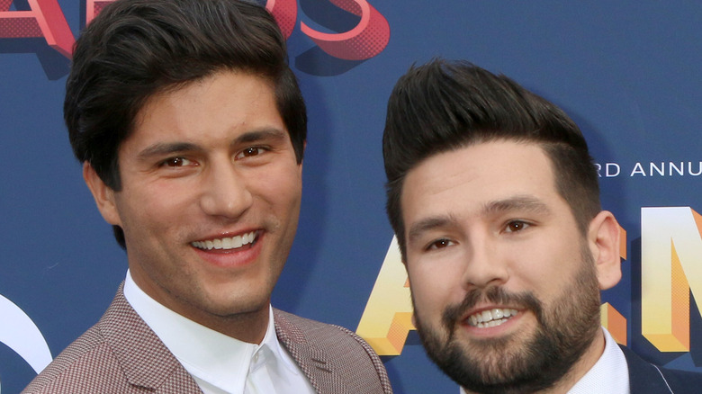 Dan et Shay aux Academy of Country Music Awards