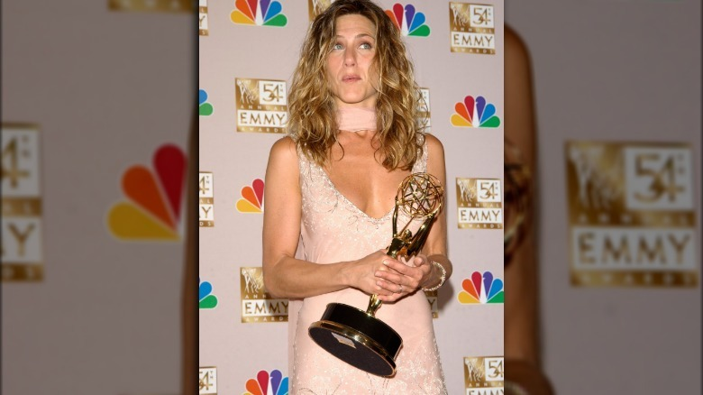 Jennifer Aniston aux Emmy Awards