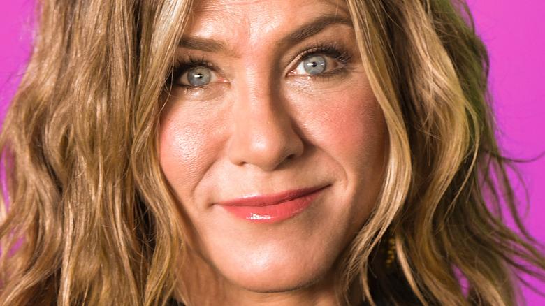 Jennifer Aniston sur le tapis rouge