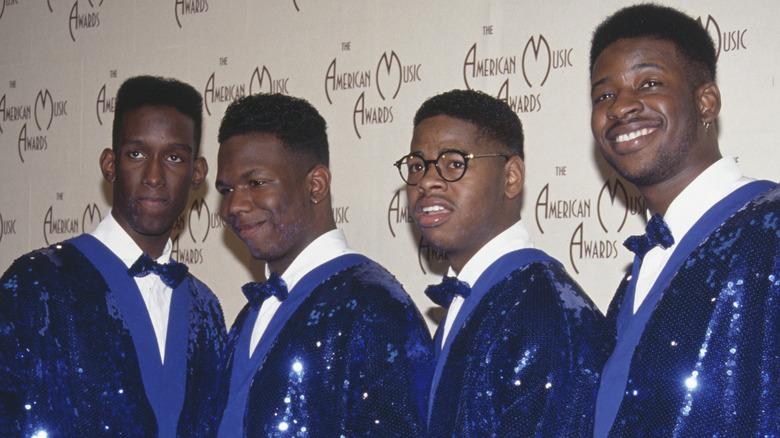 Boyz II Men aux American Music Awards