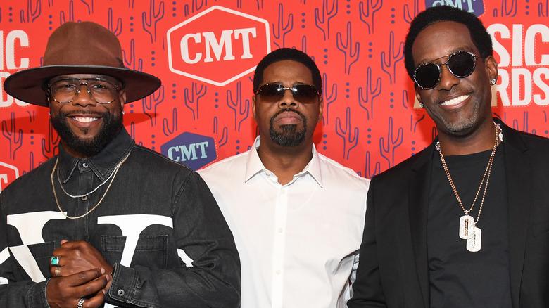 Boyz II Men aux CMT Music Awards