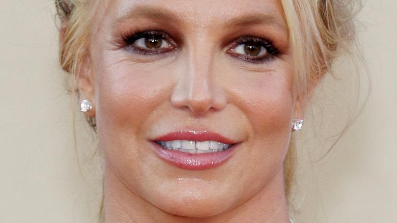 Britney Spears à l'avant-première de